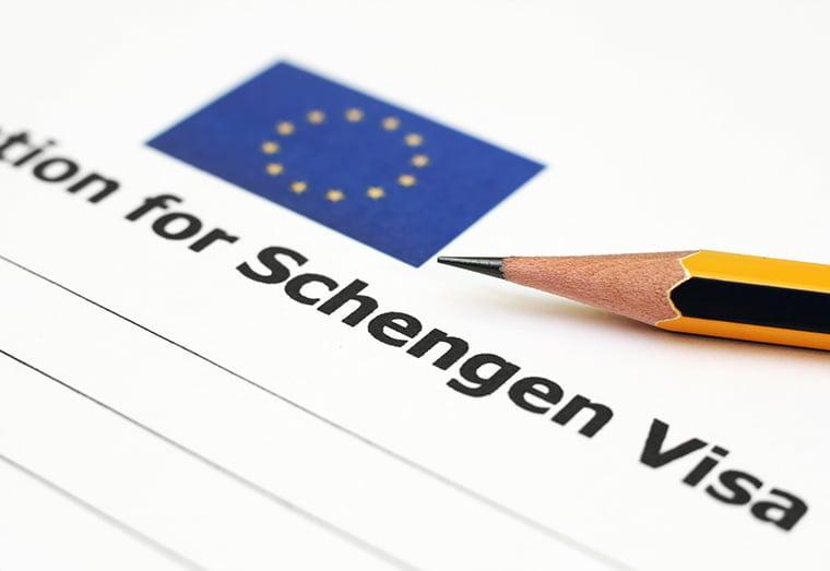 Schengen Area visa