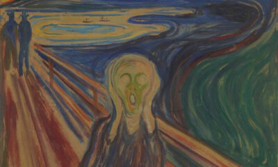 The Scream by the Munch Museum