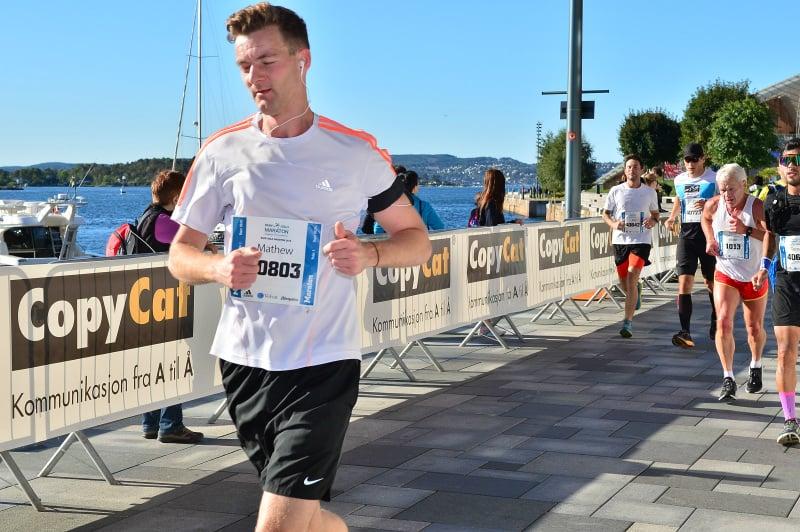 Oslo Marathon: A Personal Experience