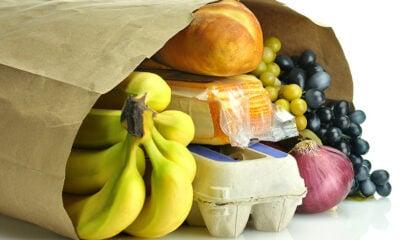 Expensive groceries in Norway