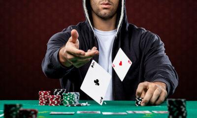 A Norwegian poker player