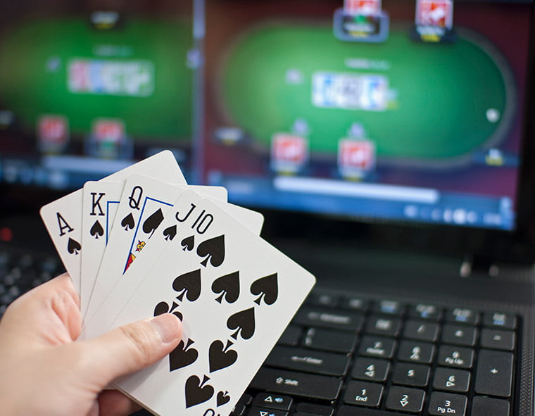 Many Norwegians play poker online