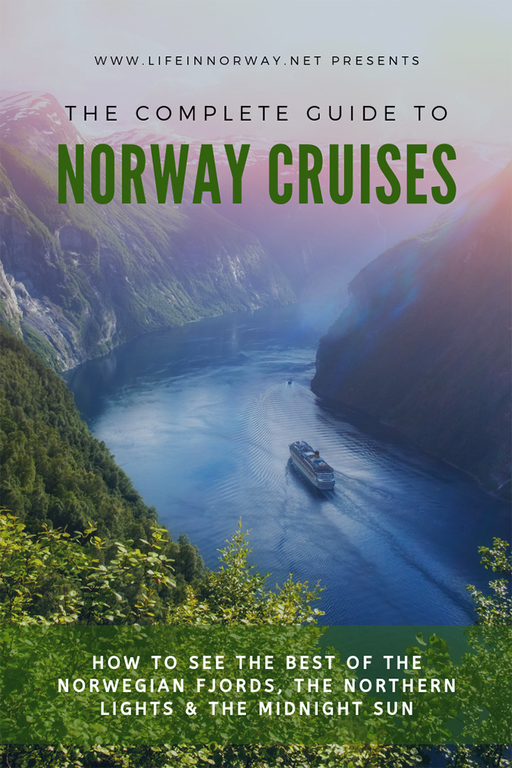 Norway Cruises Guide: Fjords, Northern Lights & Midnight Sun