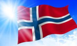 Temperature record in Norway