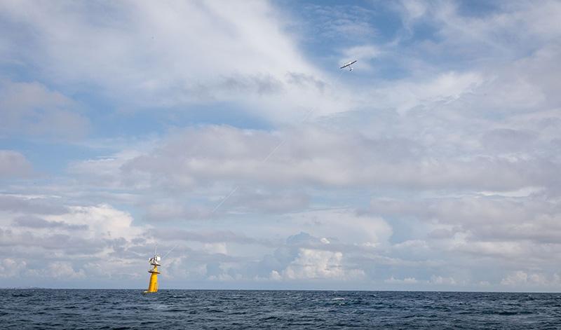 Airborne wind turbine in Norway