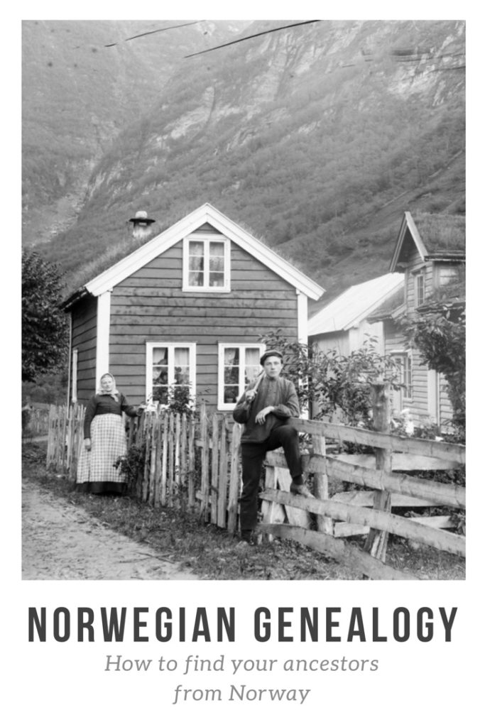 Norwegian Genealogy: How to find your ancestors from Norway