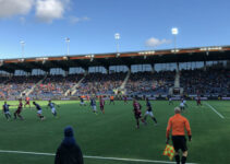 Stavanger's Viking Stadion: The Home of Viking FK