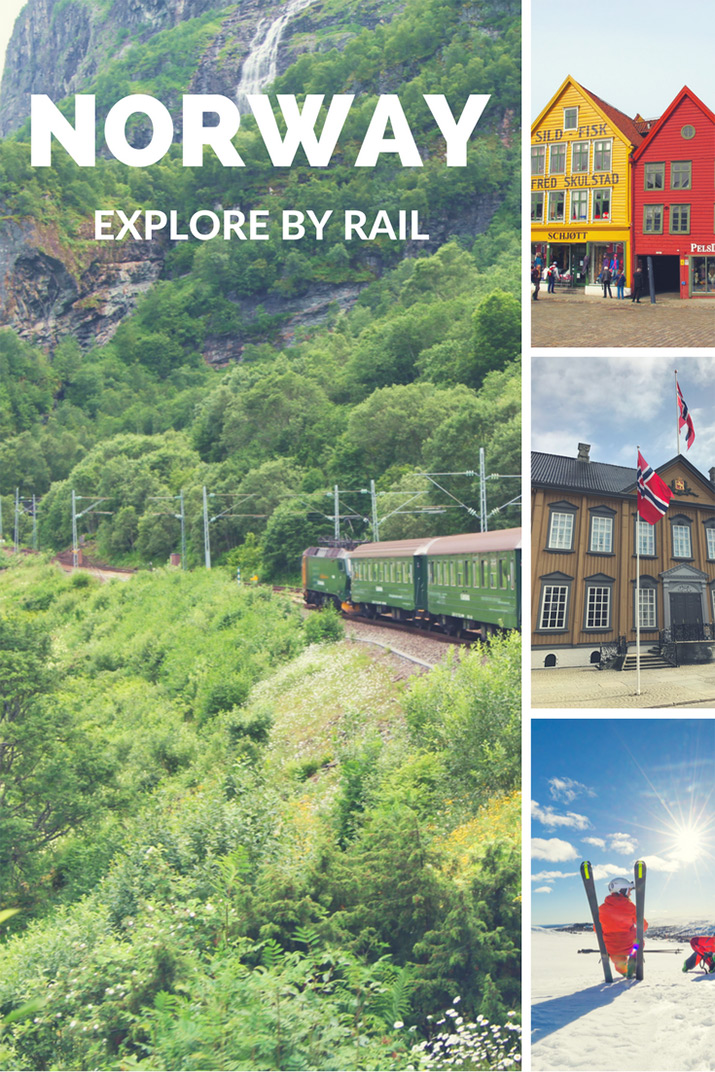 Explore Norway by Rail: How to see Norway by train