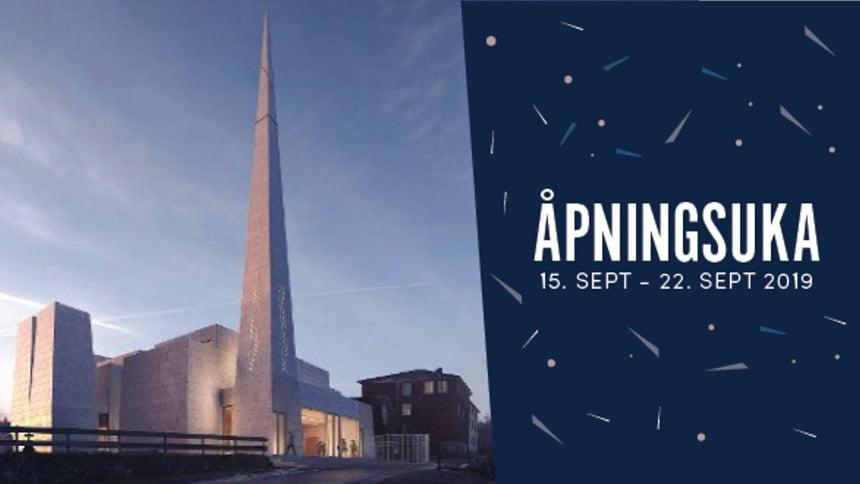 New Porsgrunn Church Opening