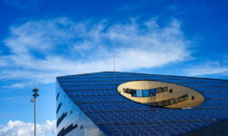 The new energy positive building in Trondheim, Norway