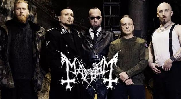 Mayhem band promotional image