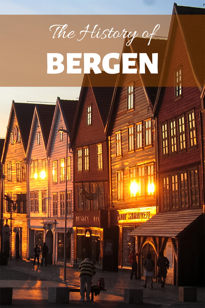 The History of Bergen, Norway