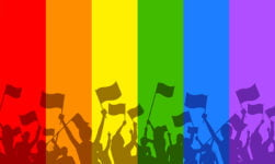 A celebration of gay rights in Norway