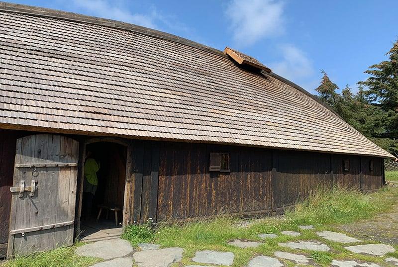 Inside a Viking Longhouse in Norway