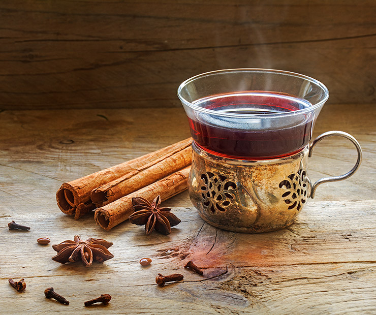 Gløgg is Norwegian mulled wine