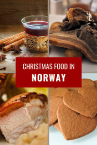 Christmas food in Norway: Festive dishes for December