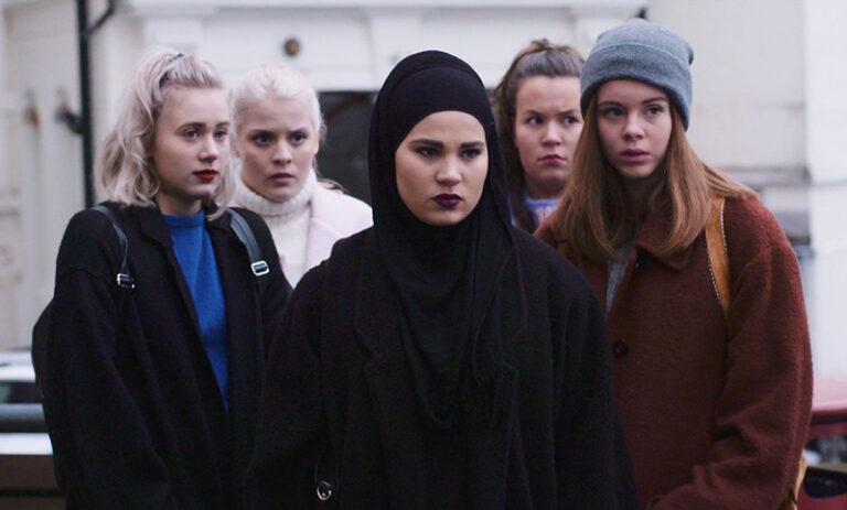 Skam girls from Norway