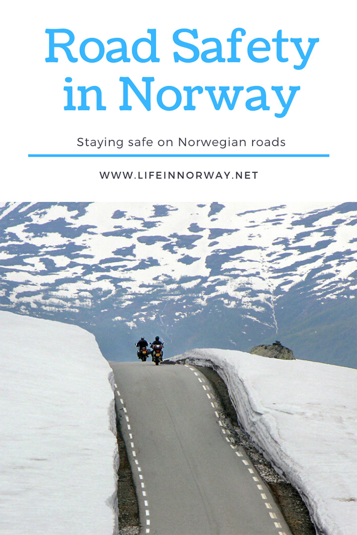 Road Safety in Norway: Staying safe when driving on Norwegian roads