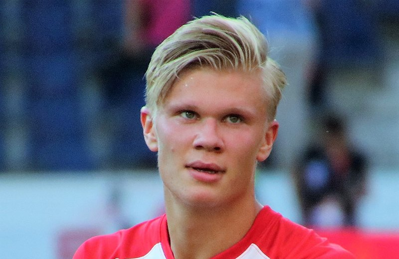 Erling Braut Haaland Norway S New Sporting Superstar Life In Norway