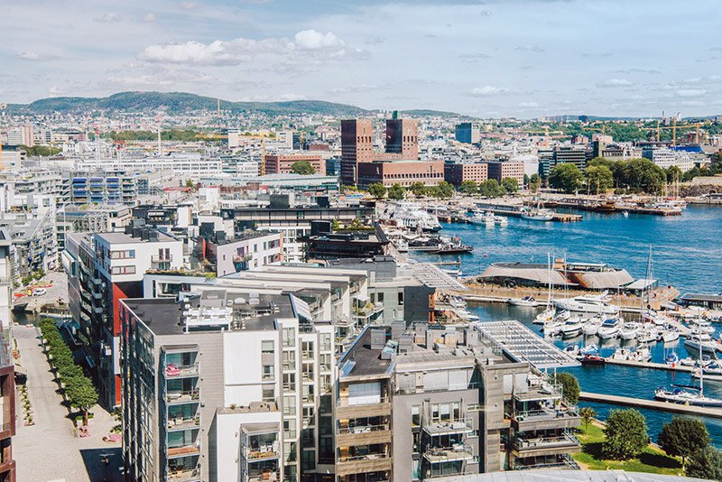 Oslo Business District