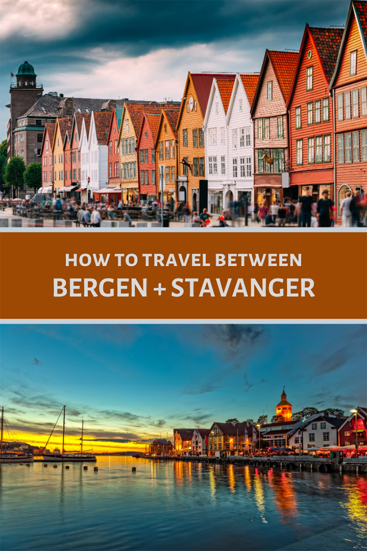 Travel Between Bergen and Stavanger