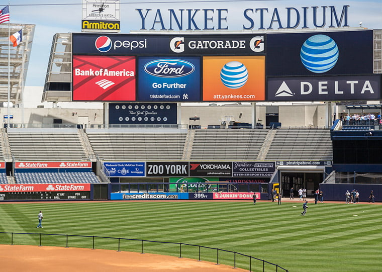 New York City's Yankee Stadium
