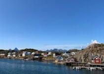 The Stunning Svolvær to Skrova Ferry Crossing