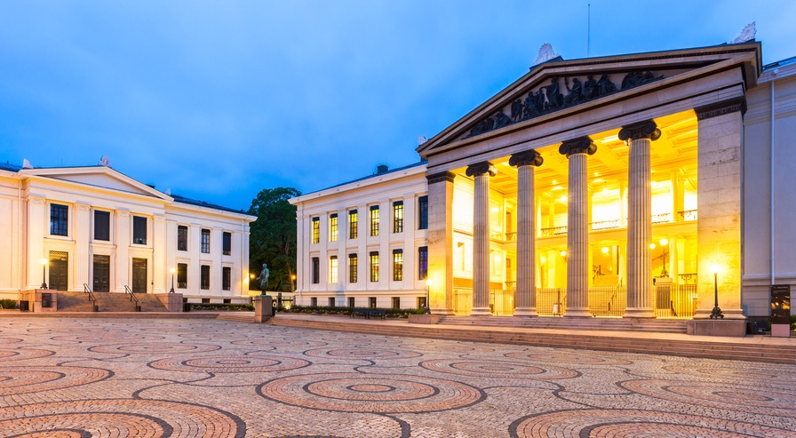 University of Oslo downtown campus