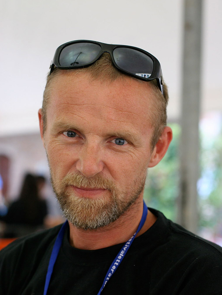 Jo Nesbø the Norwegian author