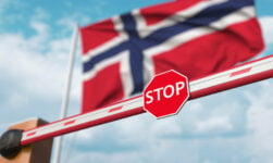 Norway is closed