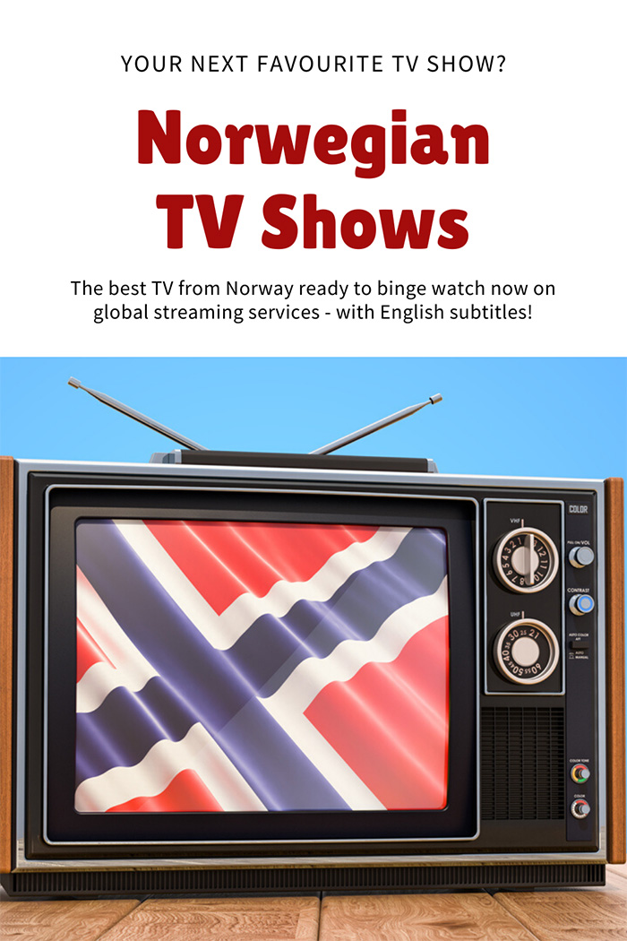 Norwegian TV Shows