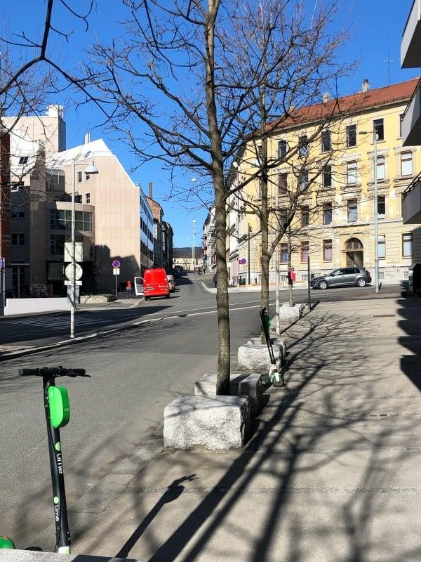 Spring street Oslo