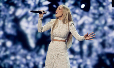 The Norwegian singer, Agnete