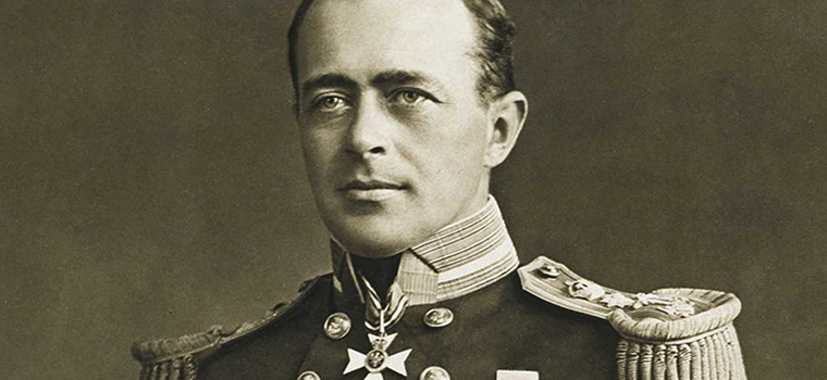 Captain Robert Falcon Scott, the British polar explorer