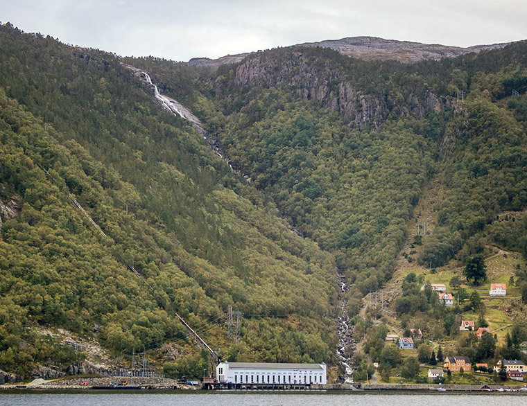 The 4,444 steps at Flørli make for a challenging hike in Norway