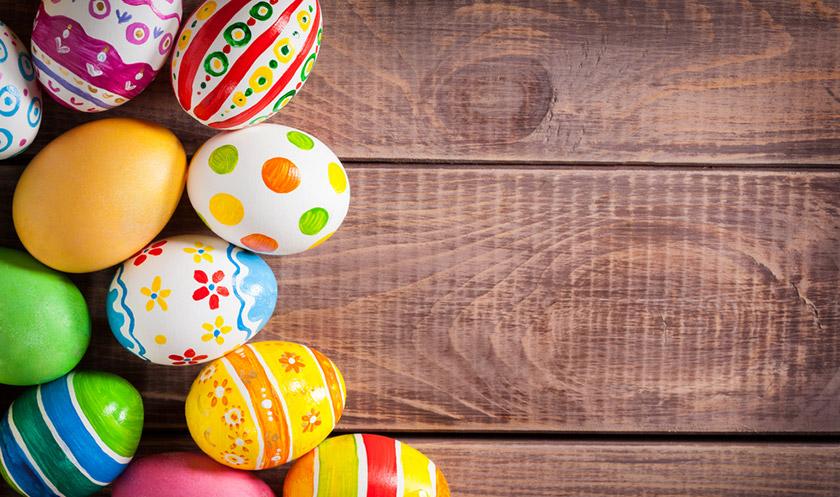 Norwegian Easter eggs