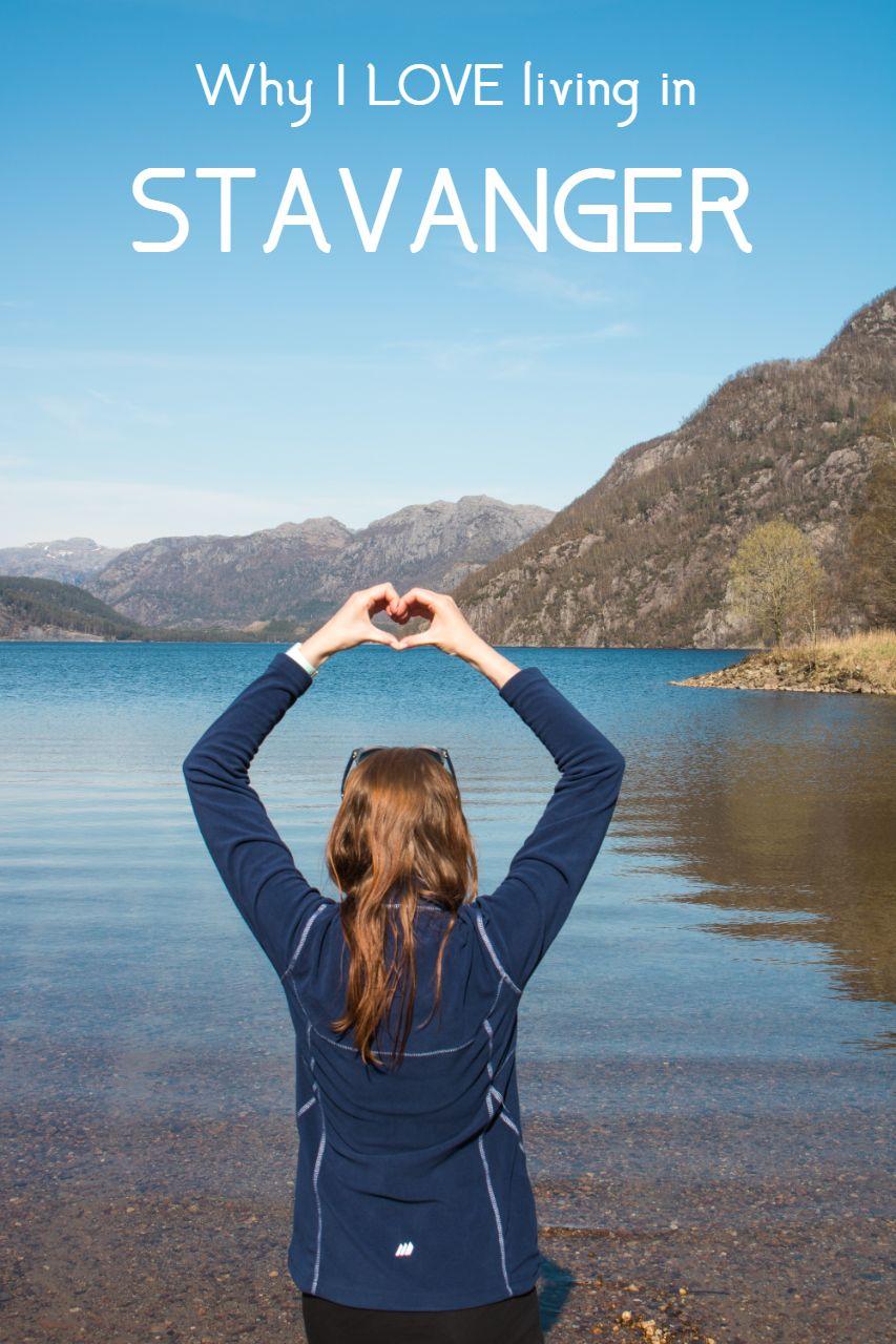 Why I love living in Stavanger, Norway