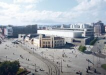 Previewing the New National Museum in Oslo