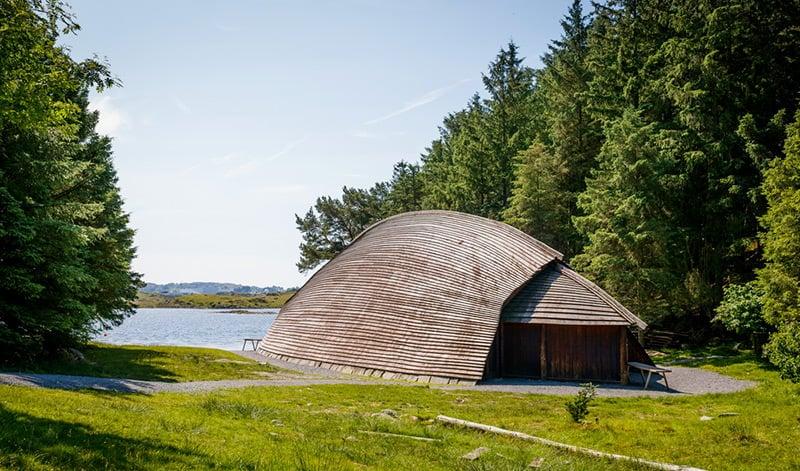 The Avaldsnes Viking settlement in western Norway