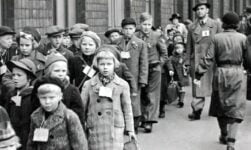 Finnish war children history of Norway