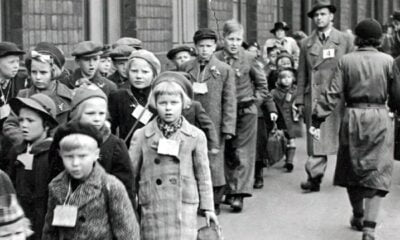 Finnish war children history of Norway