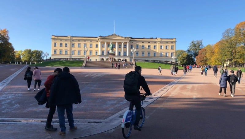 oslo without a car