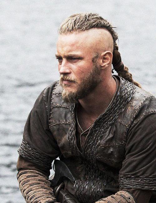 Travis Fimmel as Ragnar Lothbrok in 'Vikings'