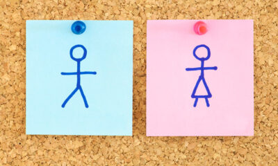 Gender equality logos