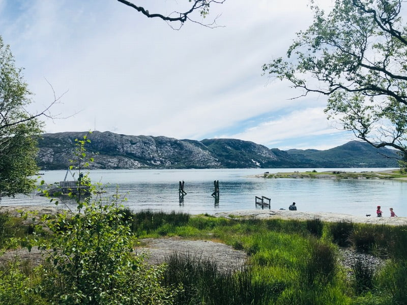 Gandsfjord in Stavanger