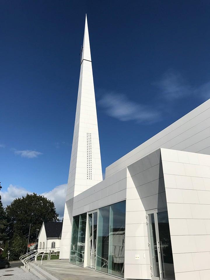 Porsgrunn Church