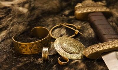 Viking museum exhibits in Norway