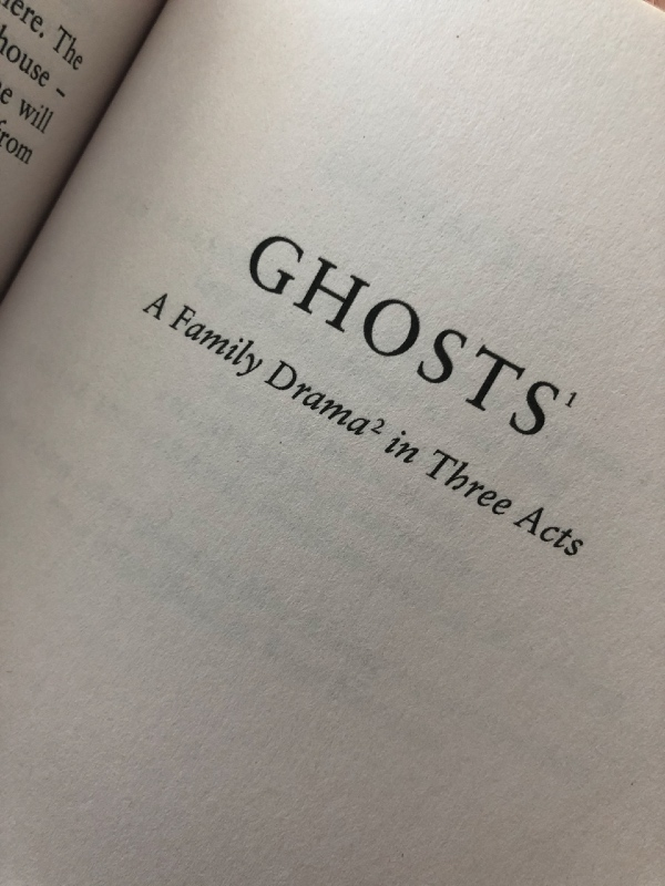 Ghosts page