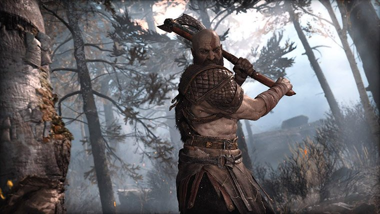God of War on PS4
