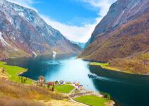 Nærøyfjord: A Dramatic Fjord in Western Norway